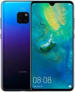 Huawei Mate 20 Ekran Değişimi