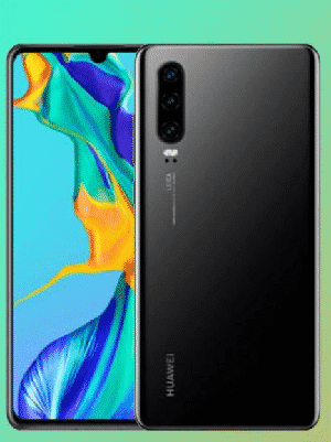 Huawei P30 Ekran Değişimi